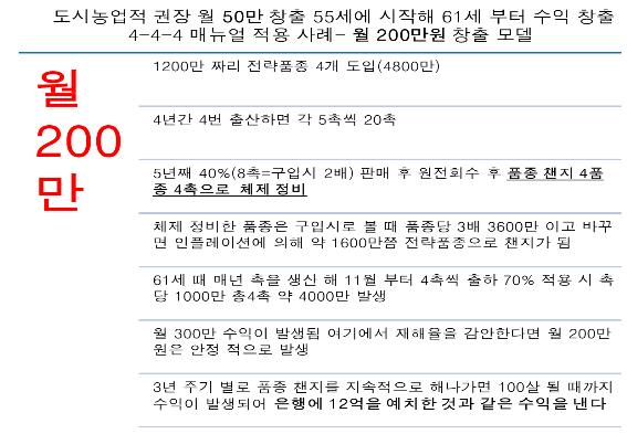 월 200만 창출 모델